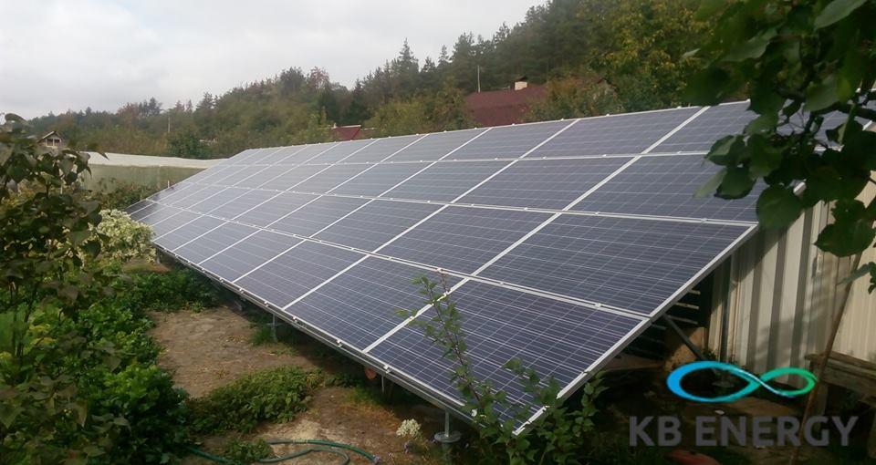 Знакомимся с солнечными электростанциями (СЭС)